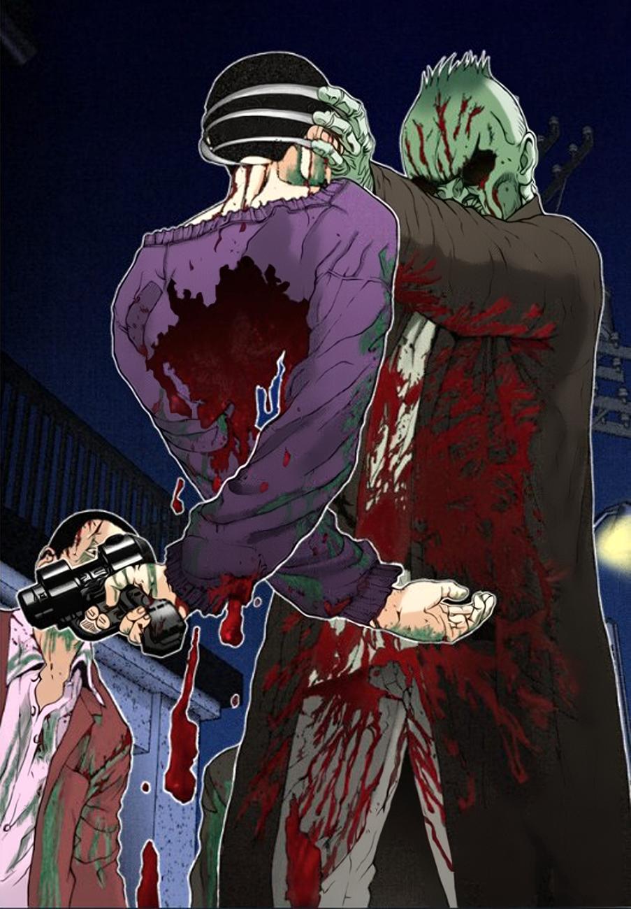 Gantz Chap 11: Tất cả đều chết trang 8