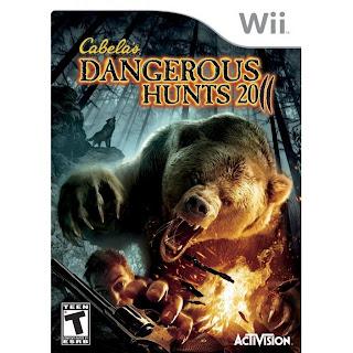 [Wii] [Cabela's Dangerous Hunts 2011] ISO (US) Download