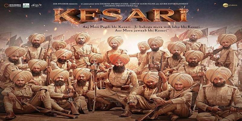 Kesari Box Office Collection Poster