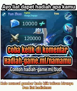 Cara Membuat Website Phising Mobile Legends Viral (Random)