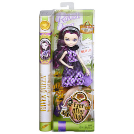 EAH Enchanted Picnic Raven Queen Doll