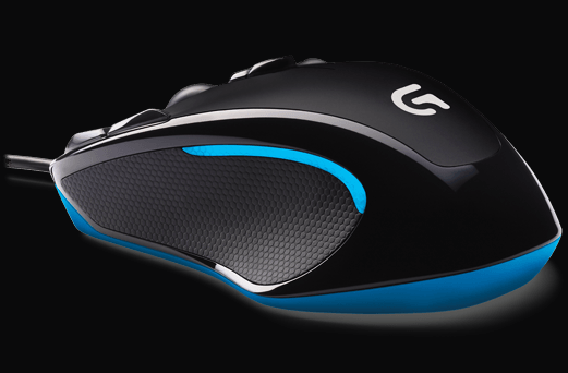 Gaming Mouse Logitech G300S Full Review