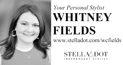 Your Stella & Dot Stylist - Whitney Fields www.stelladot.com/wcfields