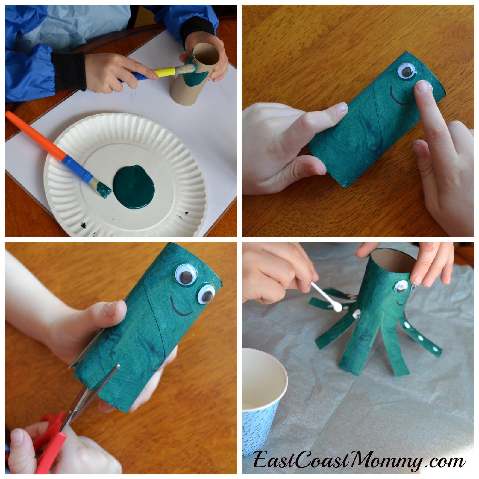 East Coast Mommy Alphabet Crafts