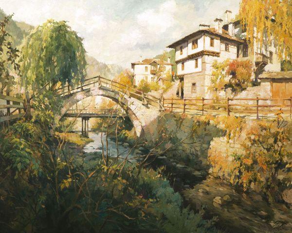 Shiroka Laka, Bulgaria, por Yanko Yanev