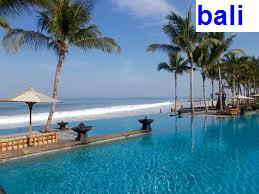 vacation in indoneisa