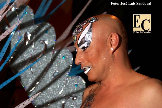 la gala drag queen se aplaza al domingo por lluvia