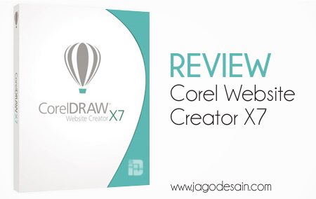 Review - Membuat Website Dengan Corel Website Creator