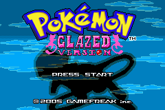 Pokemon Glazed Version Cover