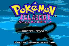 Pokemon Glazed Version Cover