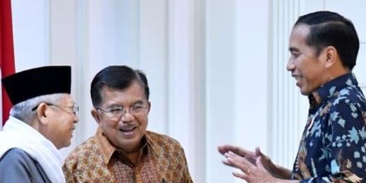 JK Tegaskan Jokowi Tak Pakai Konsultan Politik Asing