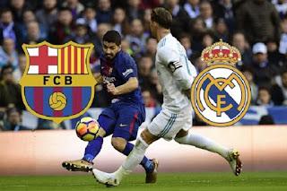 نتيجة مباراة ريال مدريد وبرشلونة اليوم 28/10/2018 كلاسيكو الأرض في الدوري الأسباني