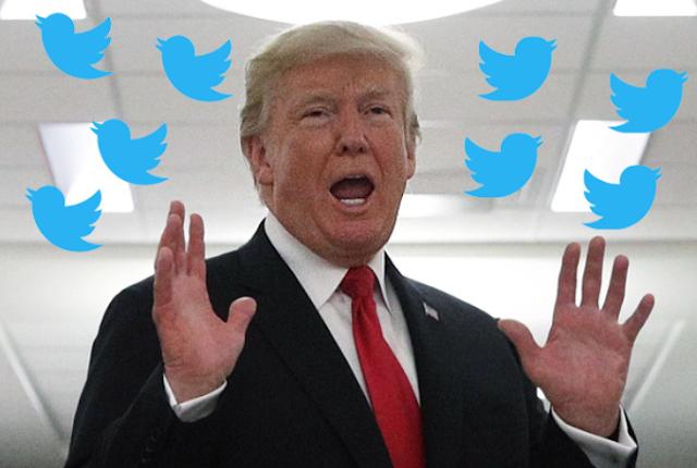 Trump Blasts Social Media 'Censorship': 'Discriminating Against Republican/Conservative Voices'