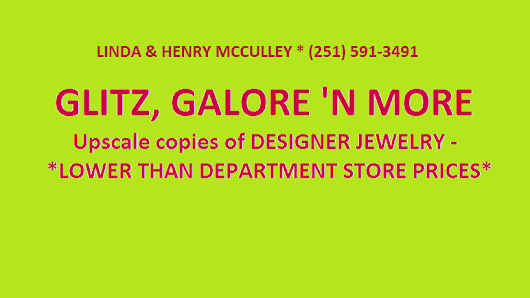 Holiday Boutique Exhibitor Spotlight: Glitz Galore-N-More ~ Marketplace Events