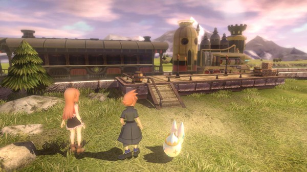 World of Final Fantasy PC Full Version Screenshot 2