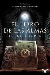 El Libro De Las Almas por Glenn Cooper