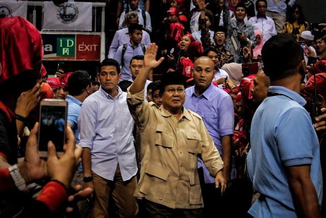 Prabowo: Ahmad Dhani Tak Menyinggung Orang Lain, tapi Dipenjara