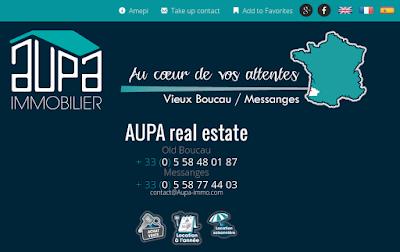 Aupa inmobiliaria