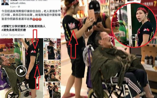 TKW Ini Viral di Hong Kong Karena Membiarkan Bo Bo yang Dijaga Kedinginan Demi Selfi, Berikut Videonya