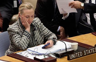 Emails: State Dept. Scrambled On Trouble On Clinton's Server