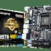 Gigabyte GA-H97N-WiFi, Mainboard Mini-ITX seri 9  Generasi Terbaru dan Tangguh