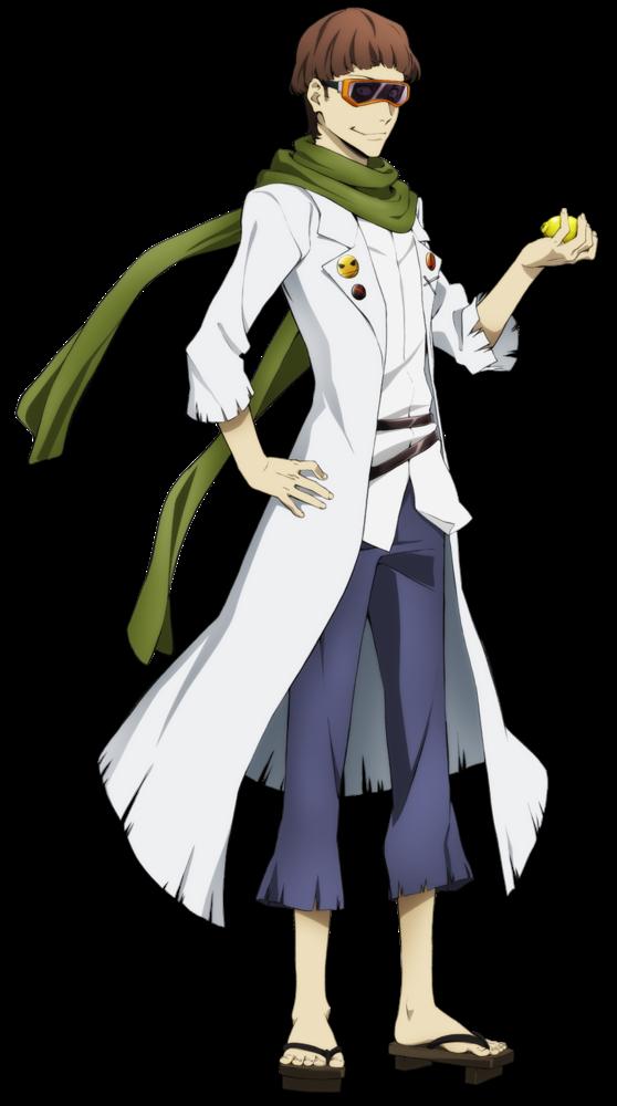 Render Kajii Motojirou
