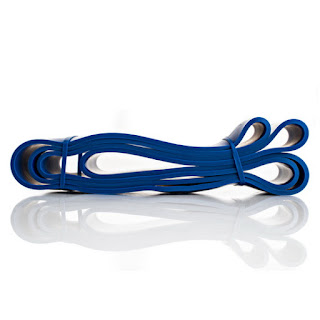 mobility resistance bands blue