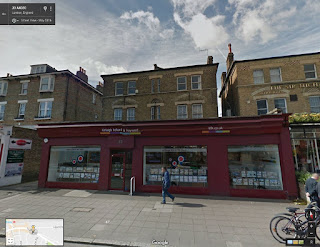 45 Mall, Ealing google street view May 2016