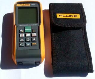 Darmatek Jual Fluke 424D Laser Distance Meter