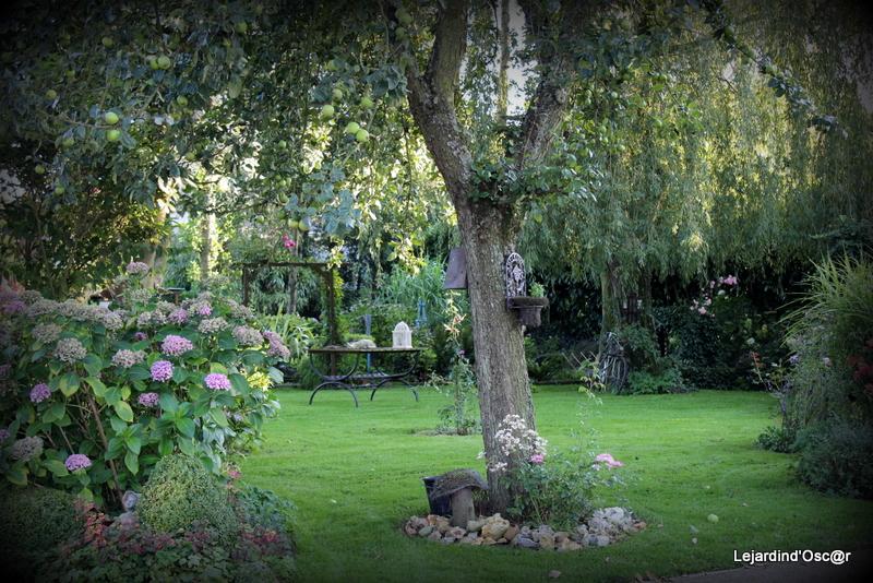 Le jardin d 39 oscar septembre 2015 for Jardin septembre 2015