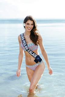 Iris Mittenaere, the Miss Universe 2016