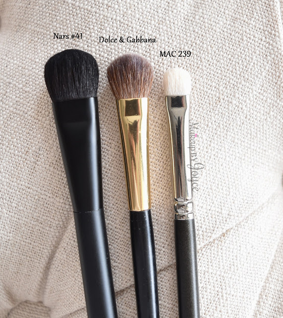 NARS Diffusing Brush 41 Comparison Dupe