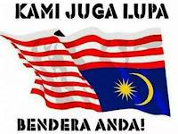 Ada-Ada Saja! Gara-Gara Bendera Indonesia Terbalik, Netizen Balas Malaysia dengan Meme