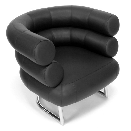 3D Eileen Gray Bibendum Chair - High quality 3D models |Eileen Gray Furniture