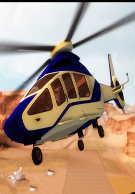 Free Download GTA V Buckingham Volatus Mod for GTA San Andreas.