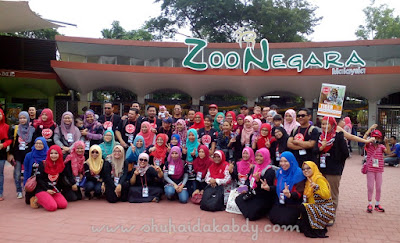 KBBA Day Out di Zoo Negara..