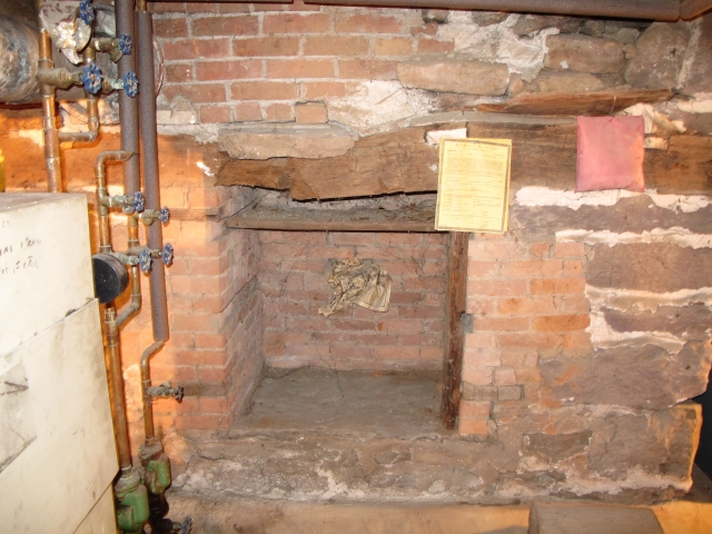 Structural Repairs Part I Confessions Of An Antique Home