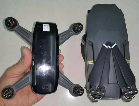 KeSimpulan.com DJI dikabarkan berencana merilis produk drone Spark lebih mungil dari Mavic Pro