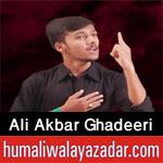 http://www.humaliwalayazadar.com/2017/10/ali-akbar-ghadeeri-nohay-2018.html