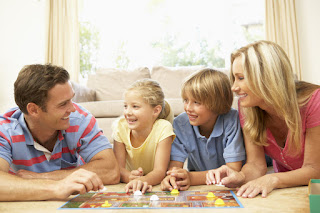 Board games as a Family