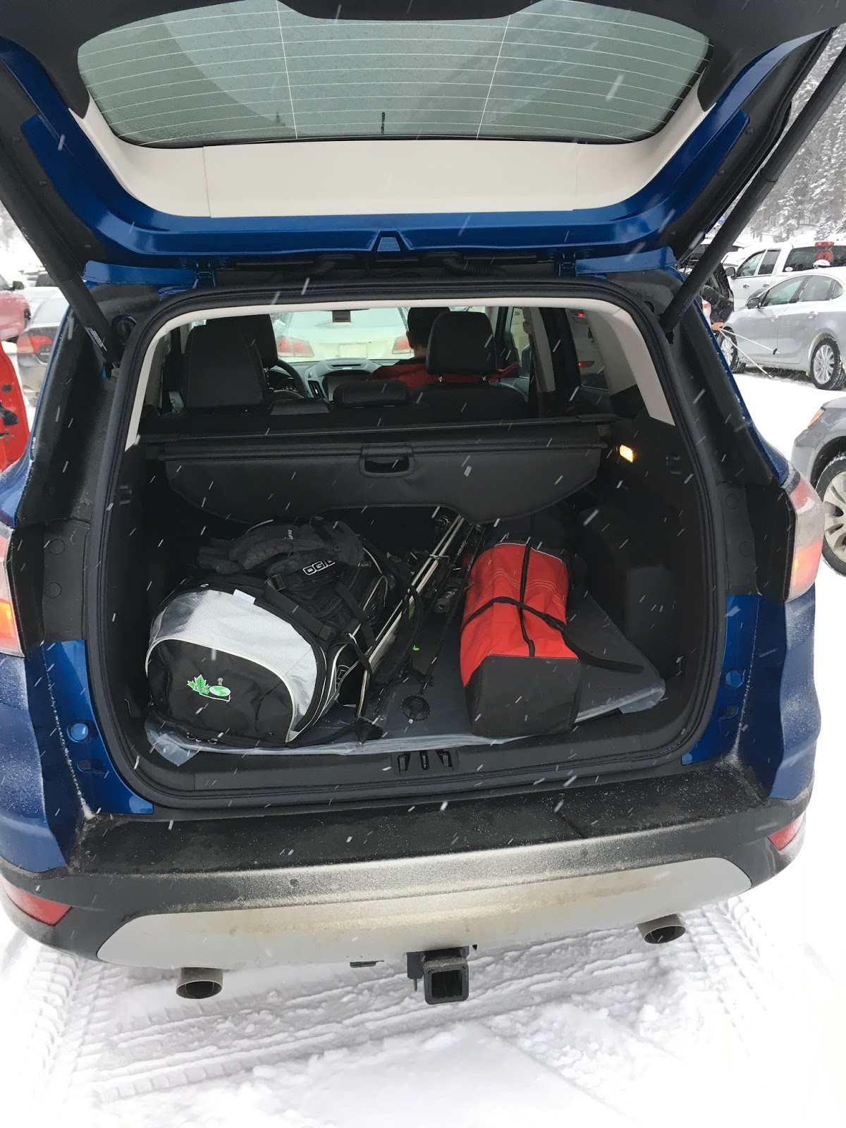 The 2 0l ford ecoboost engine as always was a strong performer in the escape and i found there to be plenty of giddy up and go for accelerating both from a