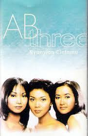 AB Three - Nyanyian Cinta (Karaoke)