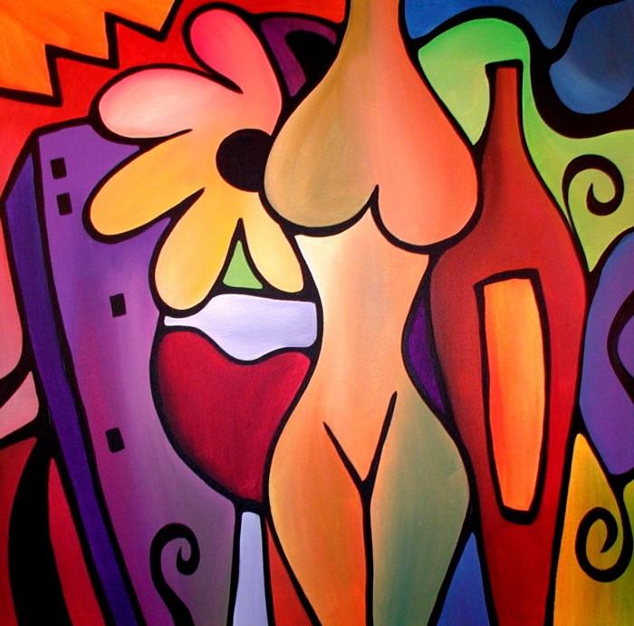 Яркие краски. Tom Fedro - Fidostudio 23