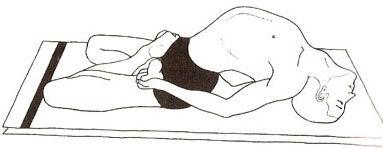 yoga poses for hemorrhoid treatment