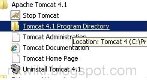 change the Tomcat default port number