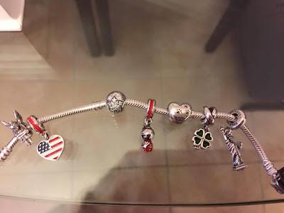 Mon bracelet personnalisé PANDORA