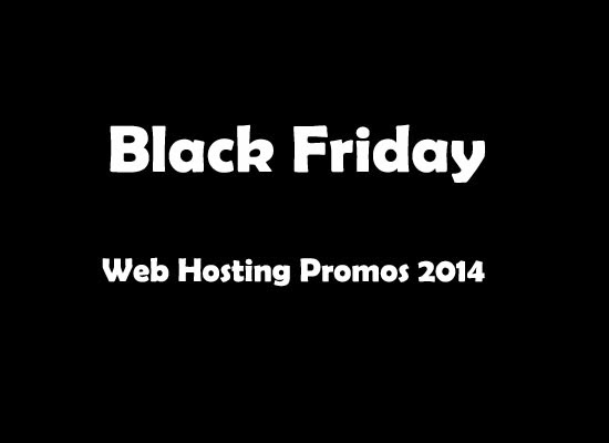 Black Friday Hosting Offers 2014