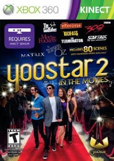 YooStar 2 In The Movies (X-BOX 360) 2010