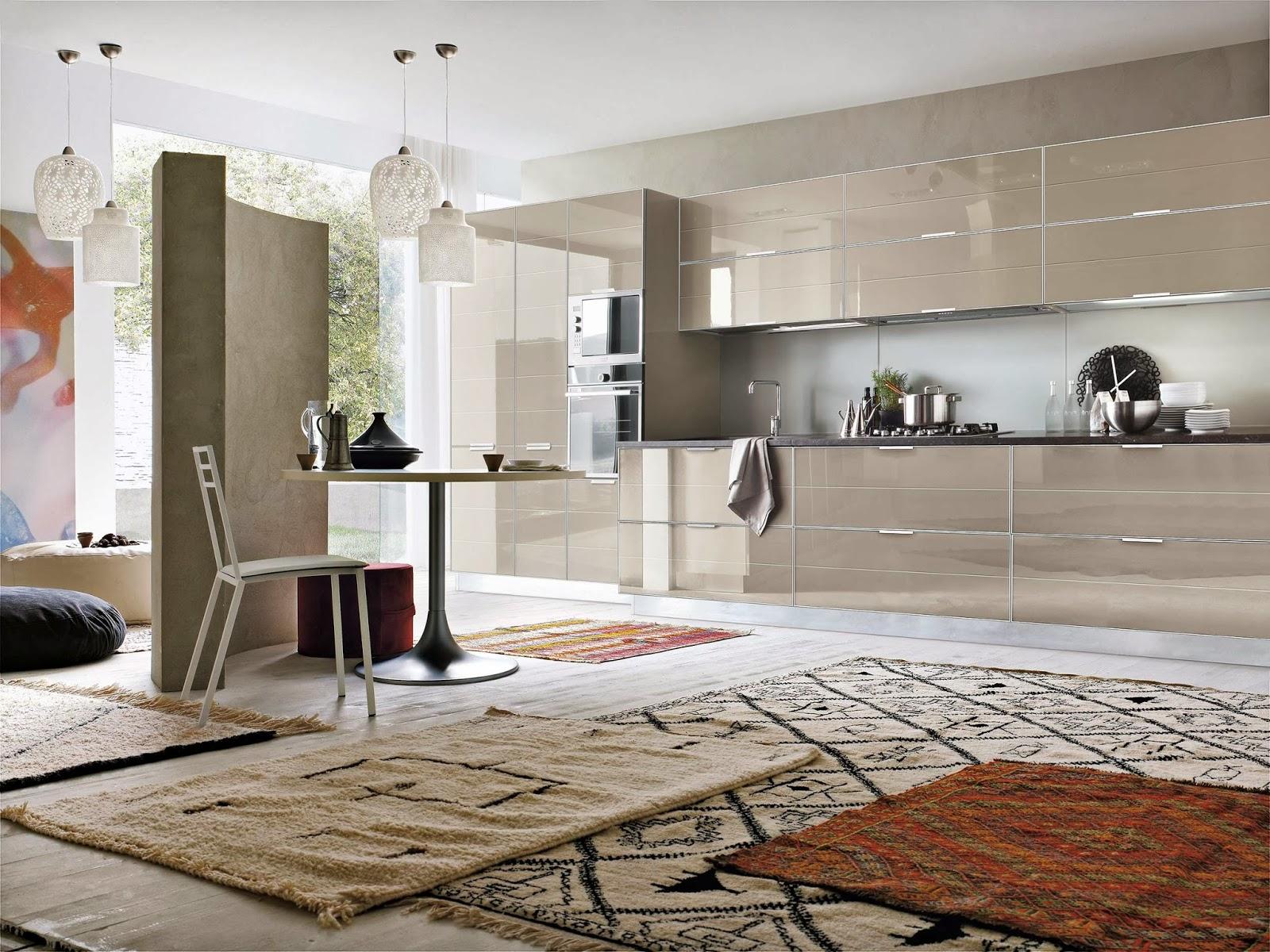 Cucine Moderne Le Migliori Soluzioni Per Arredare La Tua Cucina  #69442D 1600 1200 Hotel Che Accettano Cani Sala Da Pranzo Alto Adige