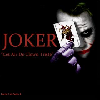 Joker - Les Larmes De Ma Voie (2016)